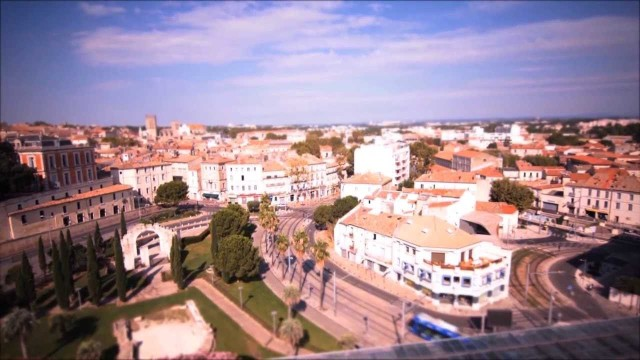 Hyperlapse and timelapse in Montpellier Summer 2013