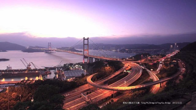 香港延时摄影 Hong Kong Time Lapse – 198 days in Hong Kong