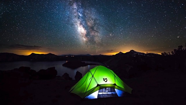 Dazzling Time-Lapse Reveals America's Great Spaces